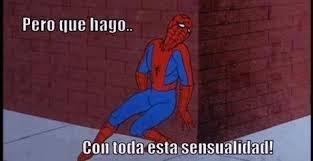 (Meme)Spiderman años 60 y otros español. | Spider-Man | Scoop.it