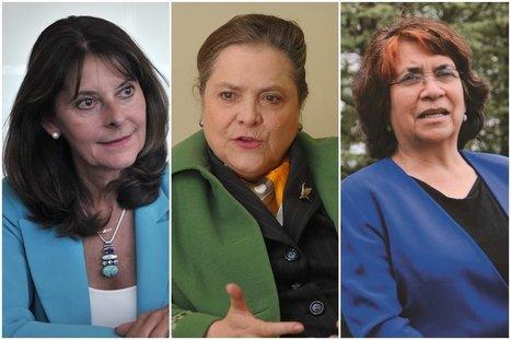 Las mujeres que disputan la presidencia en Colombia | Genera Igualdad | Scoop.it