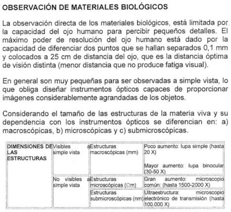 MANUAL Y PRÁCTICAS DE LABORATORIO, BIOLOGÍA. | Prácticas laboratorio | Scoop.it