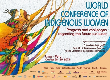 World Conference of Indigenous Women Urges Speaking With Same Voice | OCCUPY → INDIGENOUS NATIONHOOD MOVEMENT ← (INM) | Scoop.it