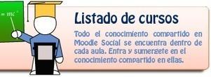Moodle Social - TU COMUNIDAD GRATUITA DE APRENDIZAJE ONLINE   el mundo doscero   Scoop.it