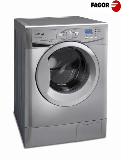 Máy giặt 7kg Fagor F-2712X | Sản phẩm Phụ kiện bếp, Phụ kiện tủ bếp, Hình ảnh phụ kiện tủ bếp | THIẾT BỊ NHÀ BẾP - THIẾT BỊ NHÁ BẾP FAGOR | Scoop.it