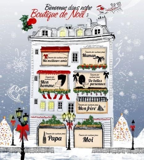 { Shopping } Des idées cadeaux pour tous grâce à la boutique de Noël éphémère de @westwing | décoration & déco | Scoop.it