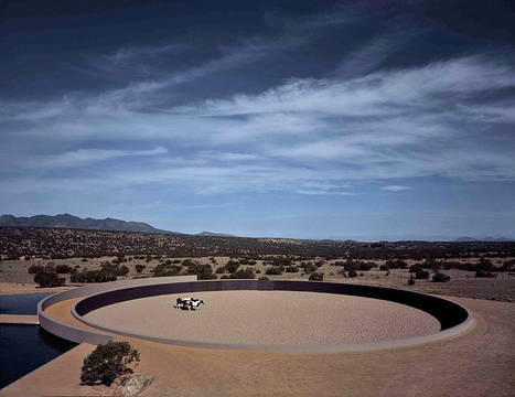 Innovative, Sculptural and Enduring Desert Architecture | sustainable architecture | Scoop.it