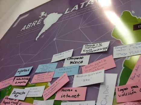 """Alcalde ¿cómo vamos? sur Twitter : """"Iniciativas de gobierno abierto en América Latina: Alcalde ¿cómo vamos? presente en #AbreLatam14 http://t.co/LgaxjvDYAF""""   Open Gov Chile   Scoop.it"""