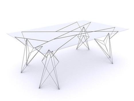 Table Sound / Rlos Design | CRAW | Scoop.it