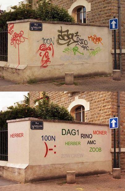 Street art et Web en étroite connexion - Libération | street art | Scoop.it