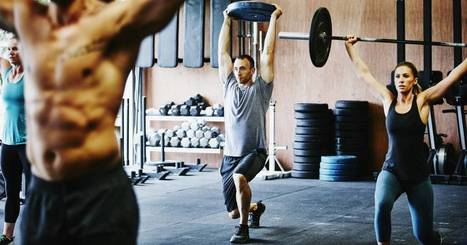 5 Ways to Upgrade Your Strength Workout   Health and Fitness News and Reviews   Scoop.it