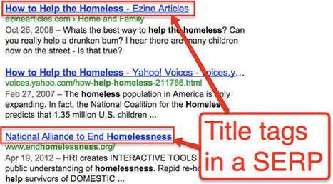 Title tags: One way to boost search engine results | All Things Community | Scoop.it