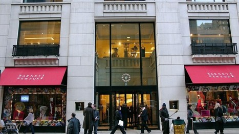 Barneys personalizes experience via iBeacon placement | Innovation & Technology | Scoop.it