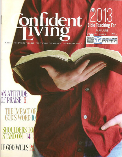 Confident Living Magazine Articles: Confident Living Magazine - Read and Subscribe | From the Archives of Christian Writings | Scoop.it