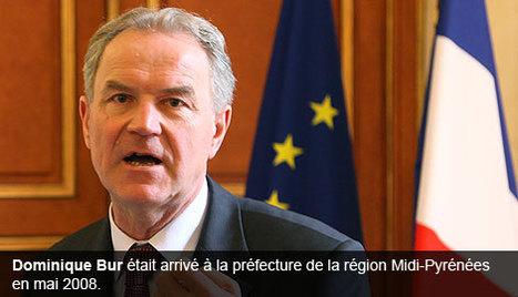 Changement de préfet de la Région : Dominique Bur remplacé par Henri-Michel Comet | Toulouse La Ville Rose | Scoop.it