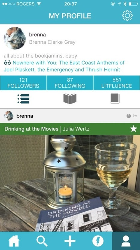 Litsy: If Instagram and Goodreads Had a Perfect Baby | library life | Scoop.it