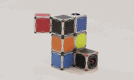 Ces petits cubes révolutionnaires marquent un tournant décisif dans le monde de la robotique   Robotique   Scoop.it