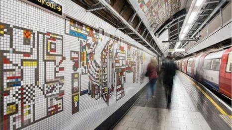 Paolozzi underground mosaics on move to Edinburgh - BBC News | Today's Edinburgh News | Scoop.it