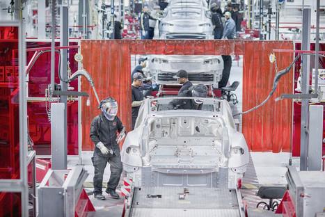 L'industrie automobile française va mieux | Sous-traitance industrielle | Scoop.it