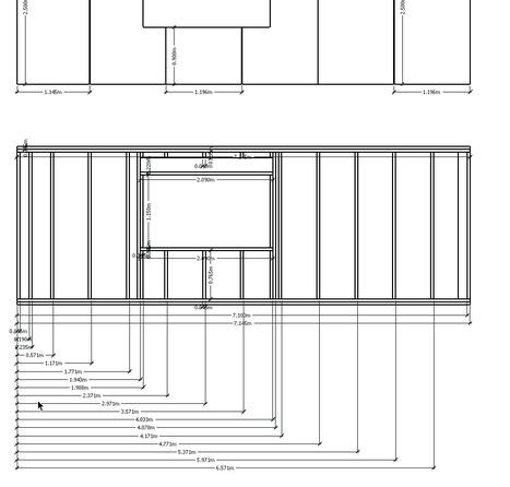 Cr er son ossature bois gr ce sketchup for Logiciel plan maison ossature bois gratuit