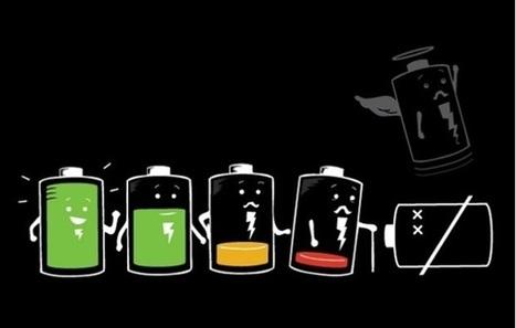 Trucos y consejos para ahorrar batería en Android | Las TIC y la Educación | Scoop.it