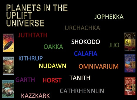 Uplift Universe - A list of planets | David Brin's Uplift Universe | Scoop.it