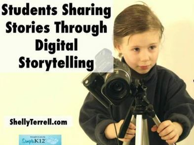 Students Sharing Stories Through Digital Storytelling – SimpleK12_ | Digital Storytelling in Schools | Scoop.it
