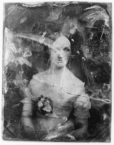 Decayed Daguerreotypes | The Public Domain Review | Photography Now | Scoop.it