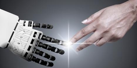Quelle place pour les robots dans la société ? | Robotique et pme | Scoop.it