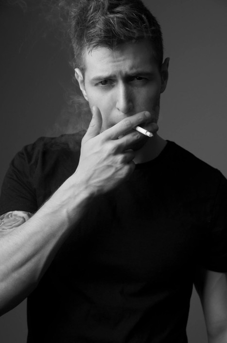Patryk Cielecki by Katarzyna Janicka | Daily Male Models | Male Models Smoker | Scoop.it