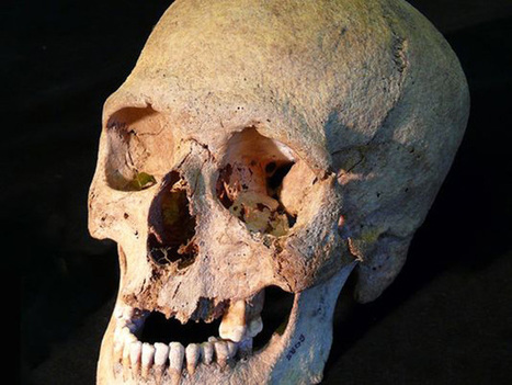 Viking slaves buried with their masters | Ancient Civilization | Scoop.it