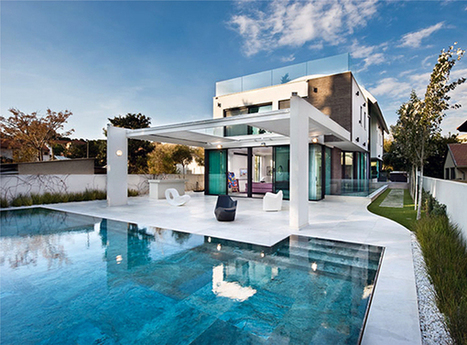Contemporary Mediterranean House: A Private Paradise | Art & Design | Scoop.it