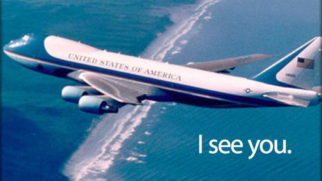 Le Japon enquête sur la mise en ligne du plan de vol d'Air Force One par un de ses contrôleurs aérien. | Mais n'importe quoi ! | Scoop.it