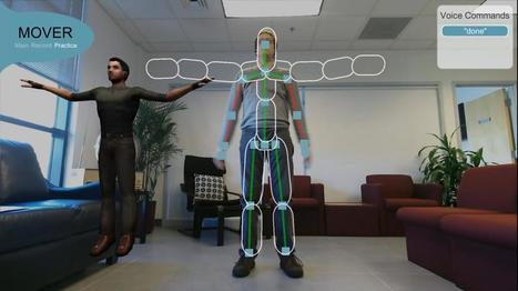 MOVER technology: Home-Based, Outpatient Physical Rehabilitation Programs - The Assistive Technology Daily   OT mTool Kit   Scoop.it