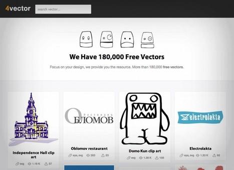 Utiliza este recurso de imágenes vectoriales libres para tus proyectos│@cdperiodismo | Desarrollo de Apps, Softwares & Gadgets: | Scoop.it