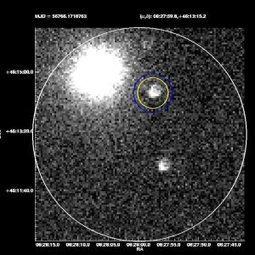 Light from huge explosion 12 billion years ago reaches Earth   Amazing Science   Scoop.it