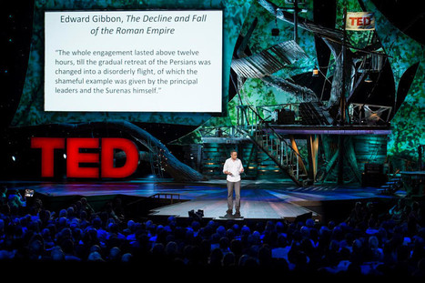 John McWhorter at TED2013: The linguistic miracle of texts   TED Blog   Linguistics   Scoop.it