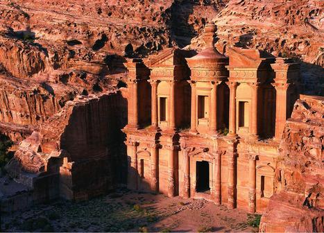 Ancient architecture of Petra city,Jordan | Ancient Cities | Scoop.it