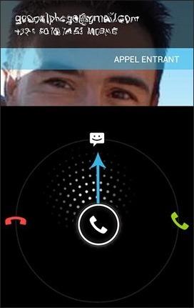 Android : refuser un appel avec réponse SMS automatique | MultiMEDIAS | Scoop.it