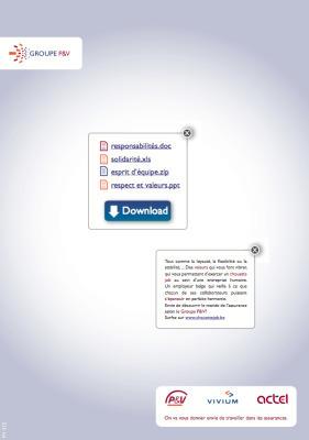 Audace et créativité pour la campagne Employer Branding du ... | employer branding management | Scoop.it
