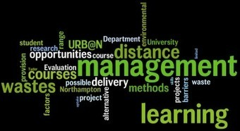 Learning and Teaching: URB@N Project: Evaluation of the barriers and opportunities for wastes management distance learning courses | Teaching and Learning in HE | Scoop.it