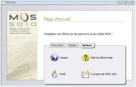MOS Solo   Créé par des formateurs pour des formateurs, l'éditeur de contenu gratuit à mettre entre toutes les mains !   Les Outils - Inspiration   Scoop.it