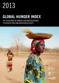2013 Global Hunger Index (GHI) | Food Security & Sustainability | Scoop.it