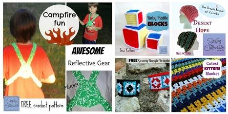 Tracy's Crochet Bliss: Fantastic June Crochet! | CrochetHappy | Scoop.it