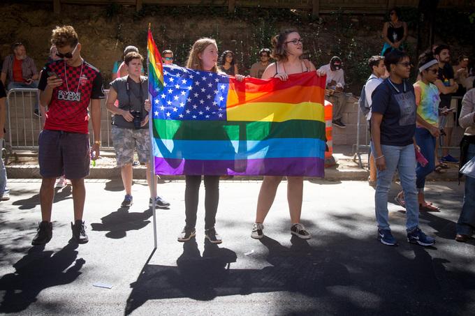 Atlanta gets a perfect score onnational LGBT report