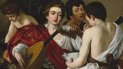 El tempestuoso realismo de Caravaggio | Literatura Europea Renacentista | Scoop.it