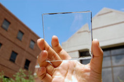 Solar power with a view: Transparent luminescent solar concentrators | Amazing Science | Scoop.it