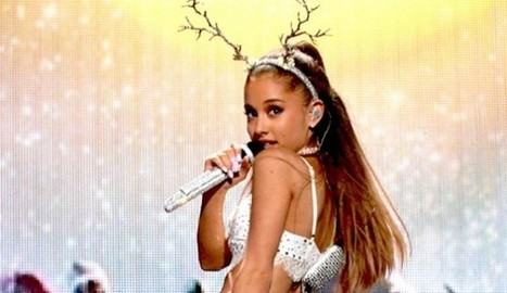 Ariana Grande Talks Vegan Diet And Fitness: 'I Love Animals More Than Most ... - The Inquisitr | Plant Based Transitions | Scoop.it