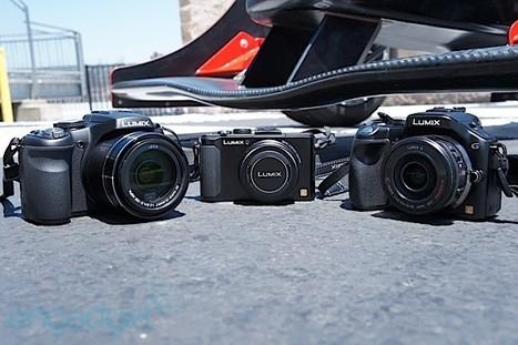 Panasonic's Lumix lineup grows: DMC-G5 Micro Four Thirds, DMC-FZ200 superzoom and DMC-LX7 hands-on and sample shots | Photo : Lumix G MFT | Scoop.it