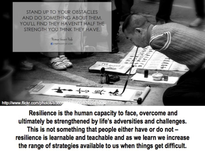Resilience:  A 21st Century Skills | Knowledge Broker | Scoop.it