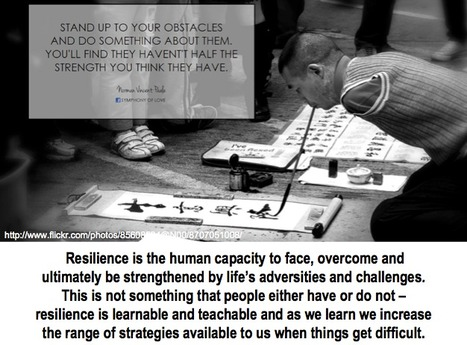 Resilience:  A 21st Century Skills | Human Resourses | Scoop.it