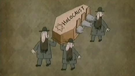 Iran Holocaust cartoon contest draws 839 entries | Upsetment | Scoop.it