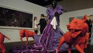Afrique du sud : Joburg Art Fair, la création en toute liberté | Jeune Afrique | Afrique | Scoop.it